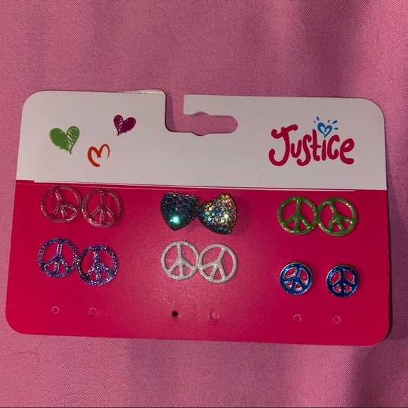 Justice Other - NEW Justice Earrings